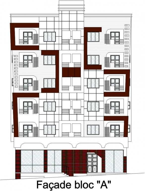 plan appartement f4 lpp